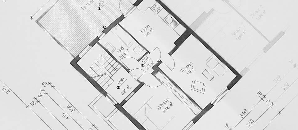 batir sa maison 4 faons de construire sa maison moderne faade by iso conseil habitation. Black Bedroom Furniture Sets. Home Design Ideas