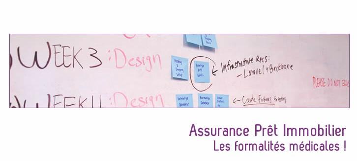 Assurance emprunteur quelles formalit s m dicales - Mentir questionnaire assurance pret immobilier ...