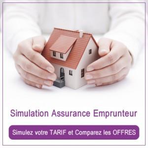 Simulation assurance emprunteur immobilier